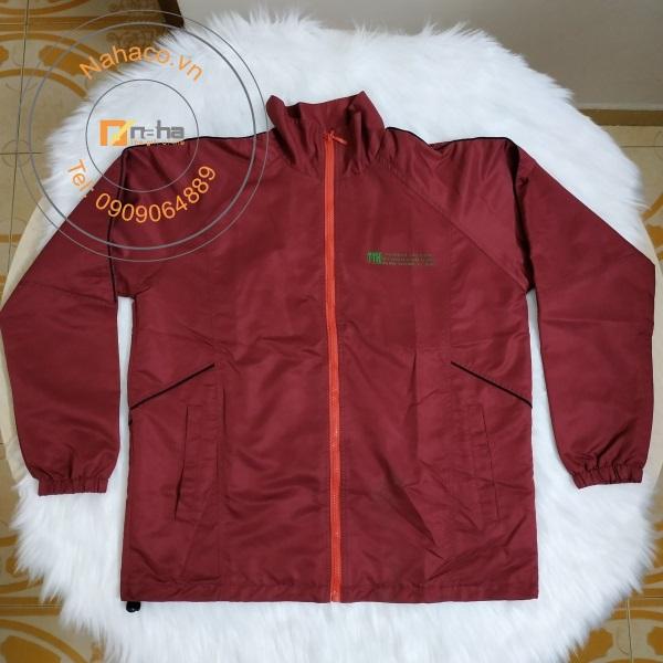 mặt trước cảu mẫu áo khoác 05