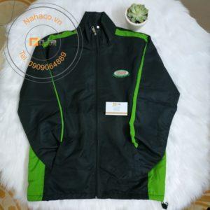 mặt trước của mẫu áo khoác 09