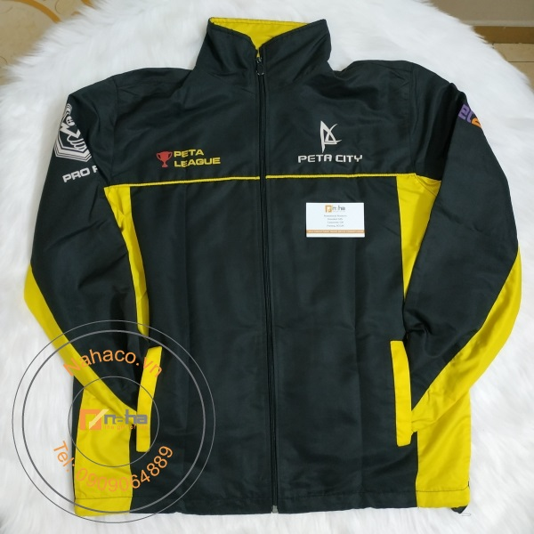 mặt trước của mẫu áo khoác 15