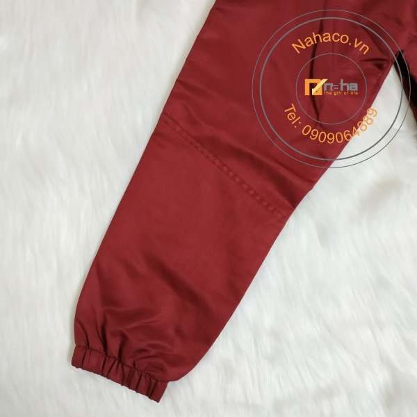 tay áo của mẫu áo khoác 05