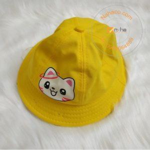 miêu tả mẫu nón bucket trẻ em