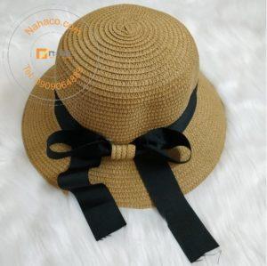 miêu tả mẫu nón rộng vành 04
