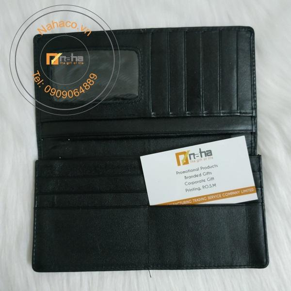mặt trong của mẫu ví da 01