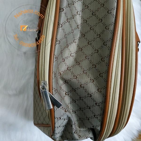 khóa kéo của mẫu túi du lịch 01