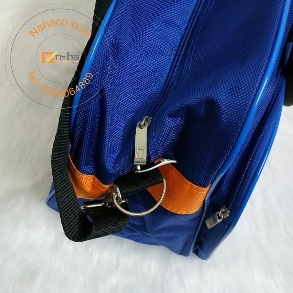 khóa kéo của mẫu túi du lịch 03