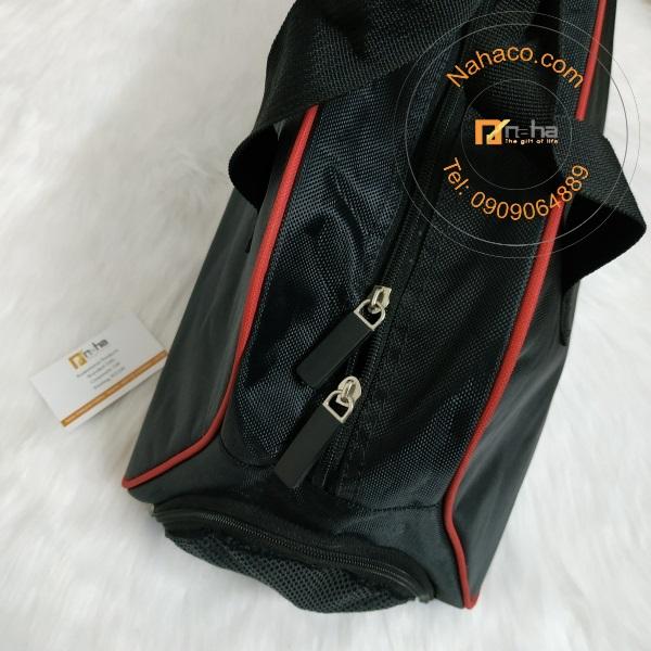 khóa kéo của mẫu túi du lịch 04