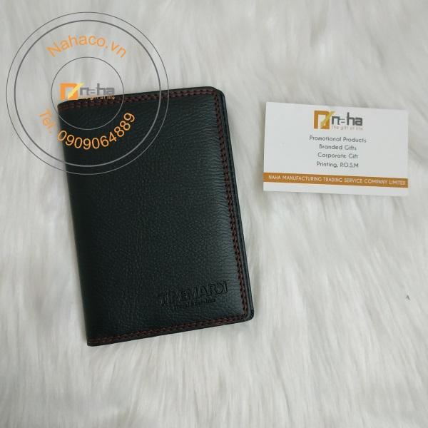 mặt trước của mẫu ví đựng passport 02
